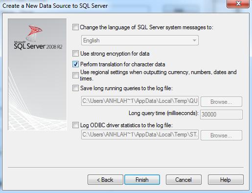 Factorytalk View SE: Datalog với cơ sở dữ liệu SQL   JAP VN